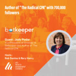 """Vice President of Strategy at Botkeeper and Author of """"The Radical CPA"""" with 700,000 Followers - Wealth Management Forward Podcast"""