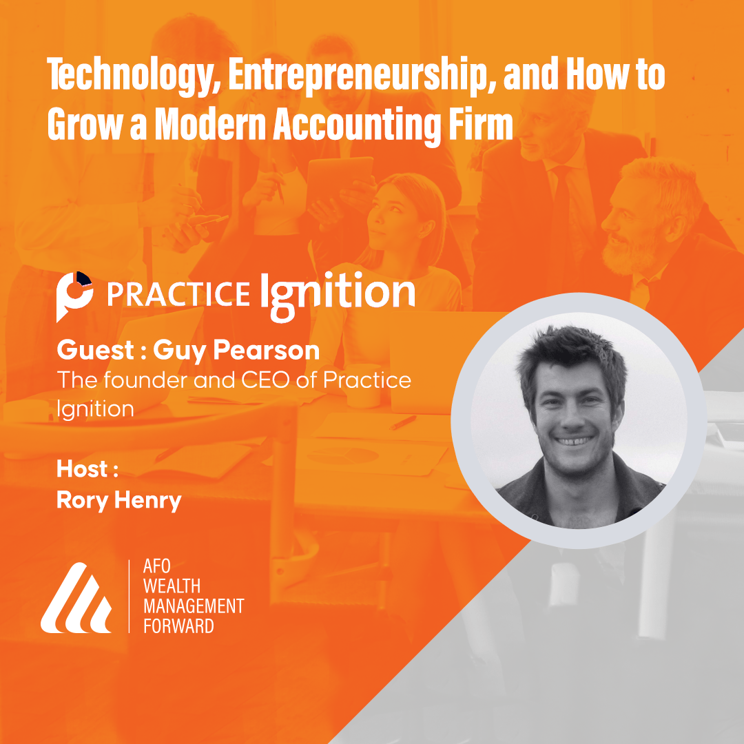 Practice Ignition Founder & CEO, Guy Pearson